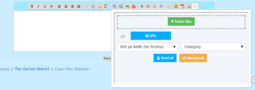 How to Upload and Post Images to the Forum Using Servimg A0c3867b5be20ad5ea86fa8c83c31600