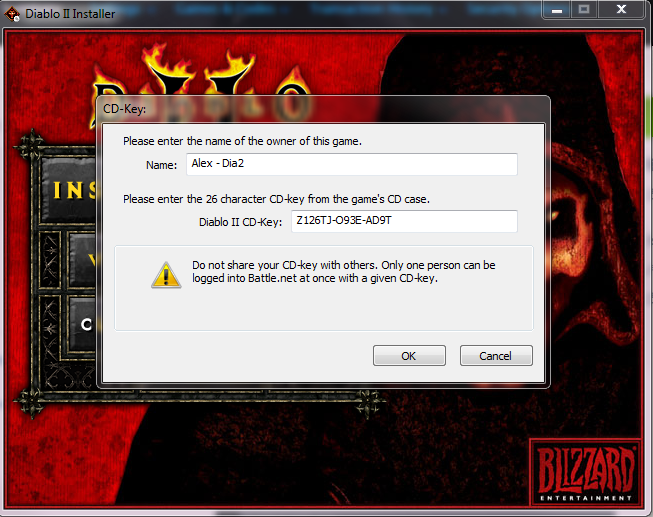 Installing Diablo2 & Lord Of Destruction  - d2jsp Topic