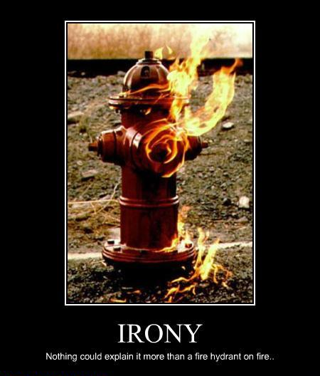 Irony Definition The Definition of Iron...