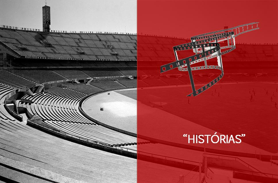 Histórias | Reportagem de Rui Romano sobre a história do Estádio da Luz