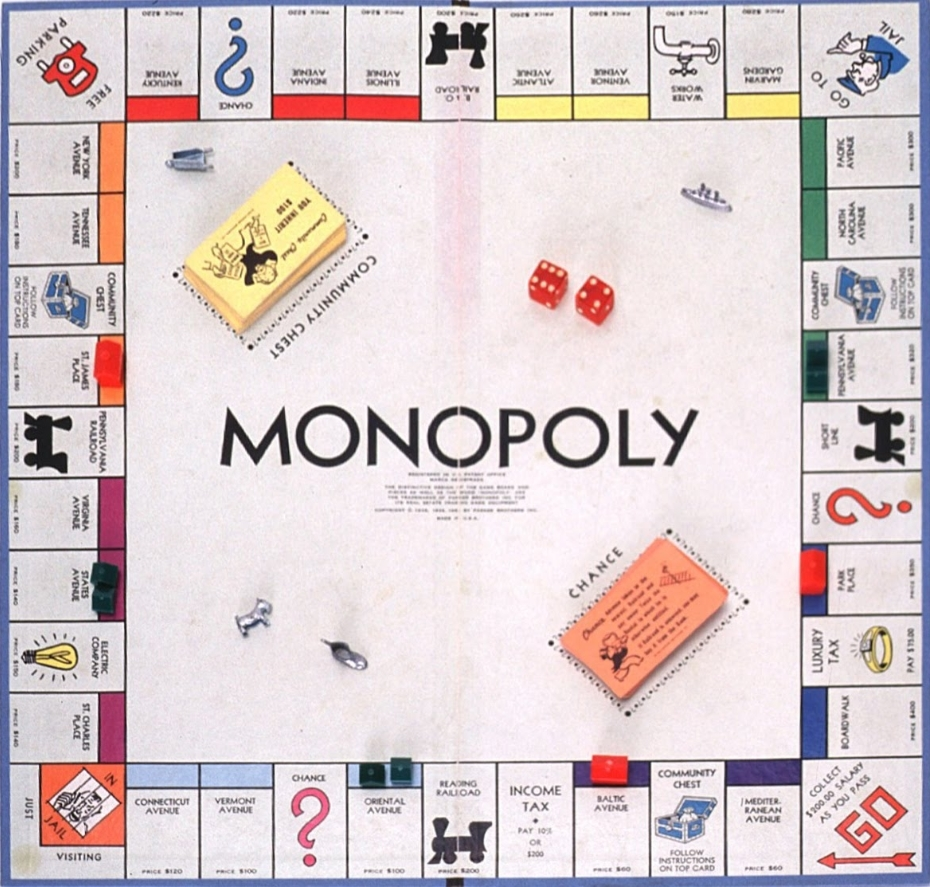 Board Game] MONOPOLY: If You Don't Do It, I Will - The