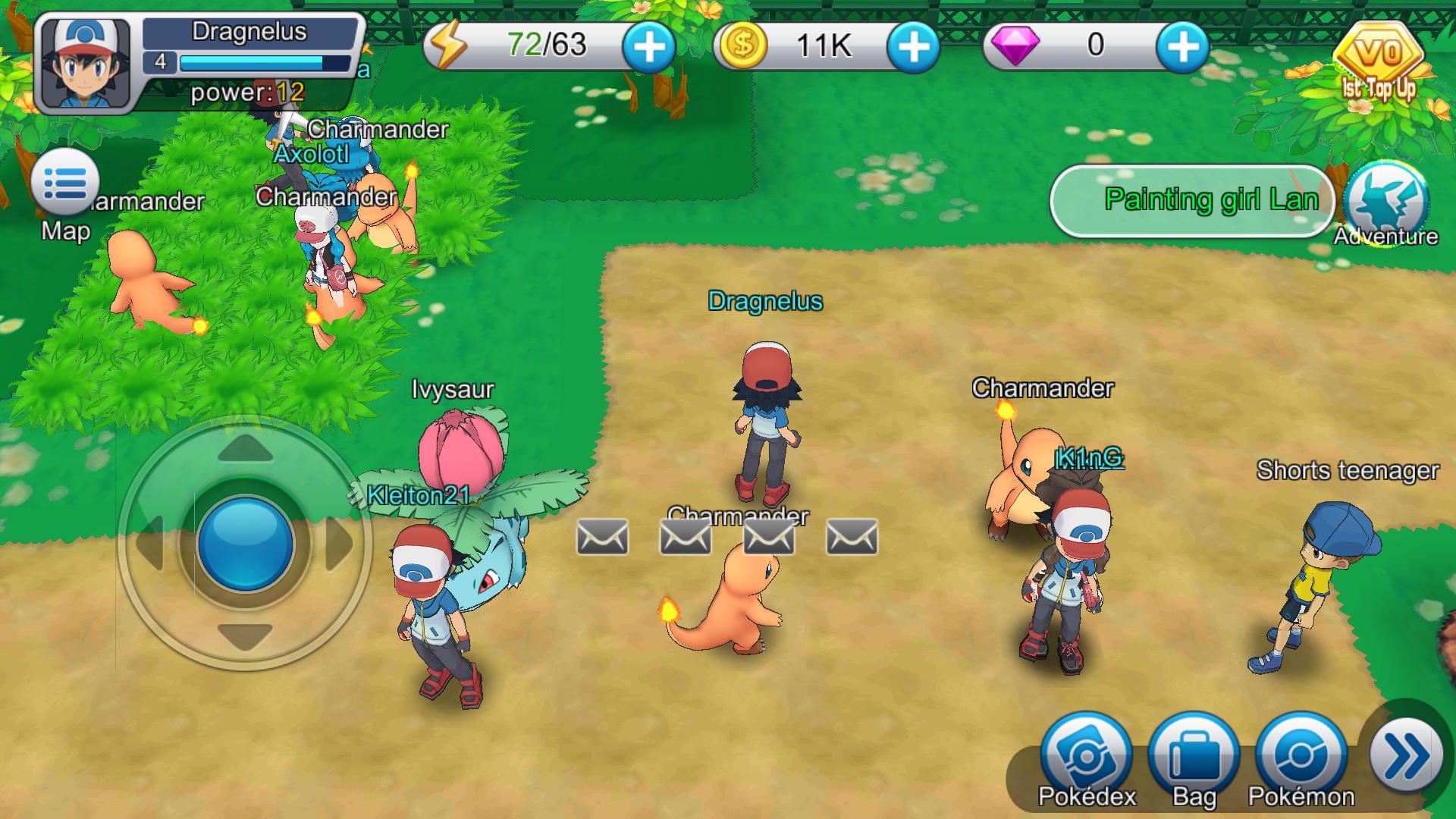 new pokemon mmorpg on mobile mmorpg com forums