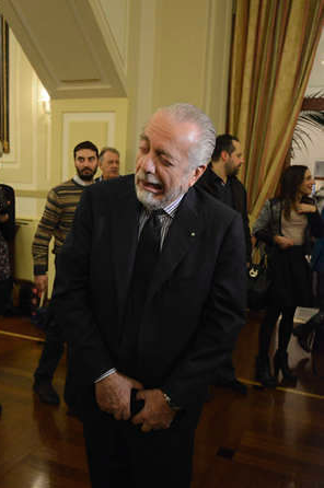 Image result for napoli de laurentiis Dwarf