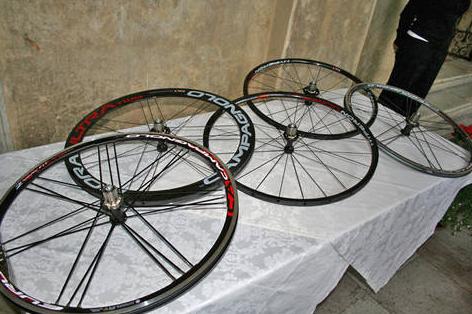 Campagnolo 2009 wheels