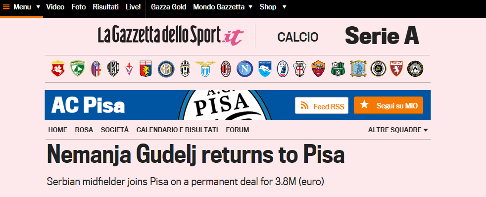 Calendario Premier League 2020 16.Pgc The Italian Job For Fm15 Page 7 Fm Online Sports