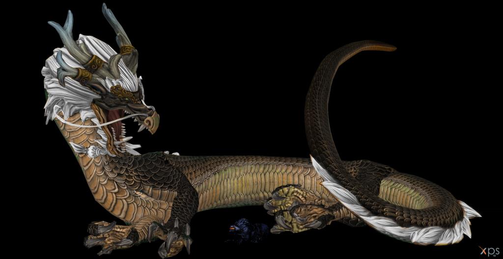 a proposal recolor ao kuang s dragon form