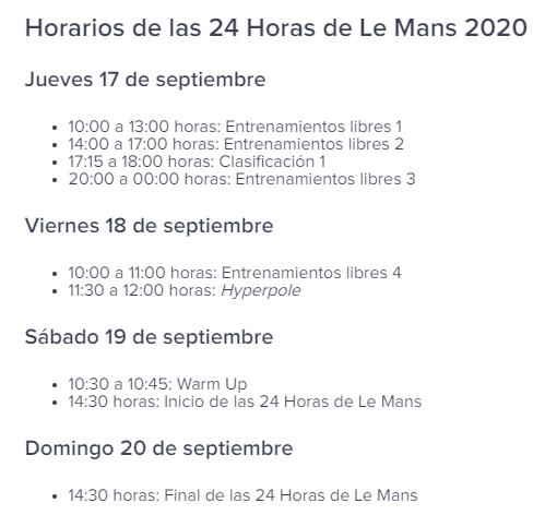24 horas de Le Mans 2017 - Página 3 A3251d2c205d5ec3cbc53811c1deb575