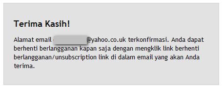 ProfitSender Thank You Page