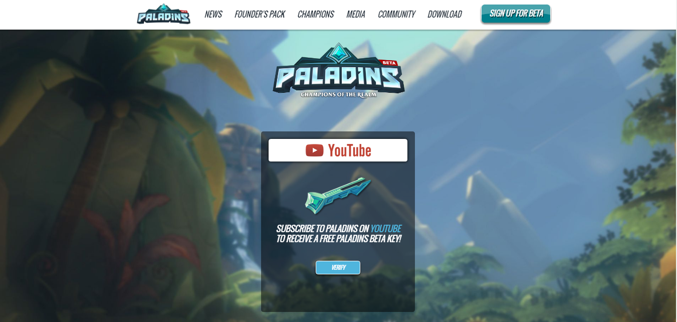 PSA]: How to Get Paladins Beta Keys! : Paladins