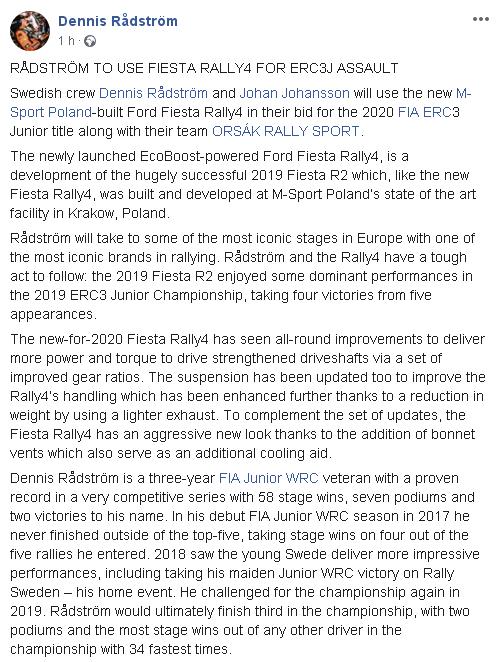 FIA European Rally Championship: Temporada 2020 - Página 4 A3f9d4d93a864ef86cccd9d6bfce35eb