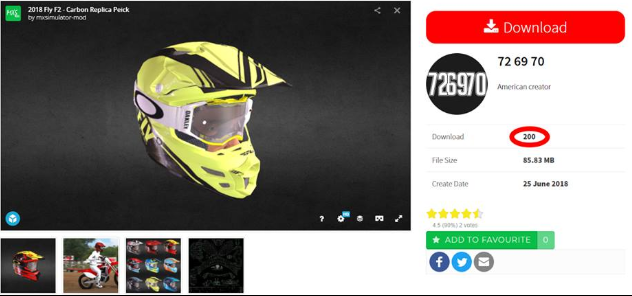 New Website to share your content - Page 3 - MX Simulator