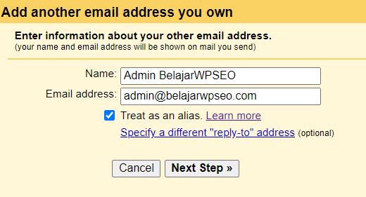 Cara Membuat Email Domain Sendiri (2020) 23