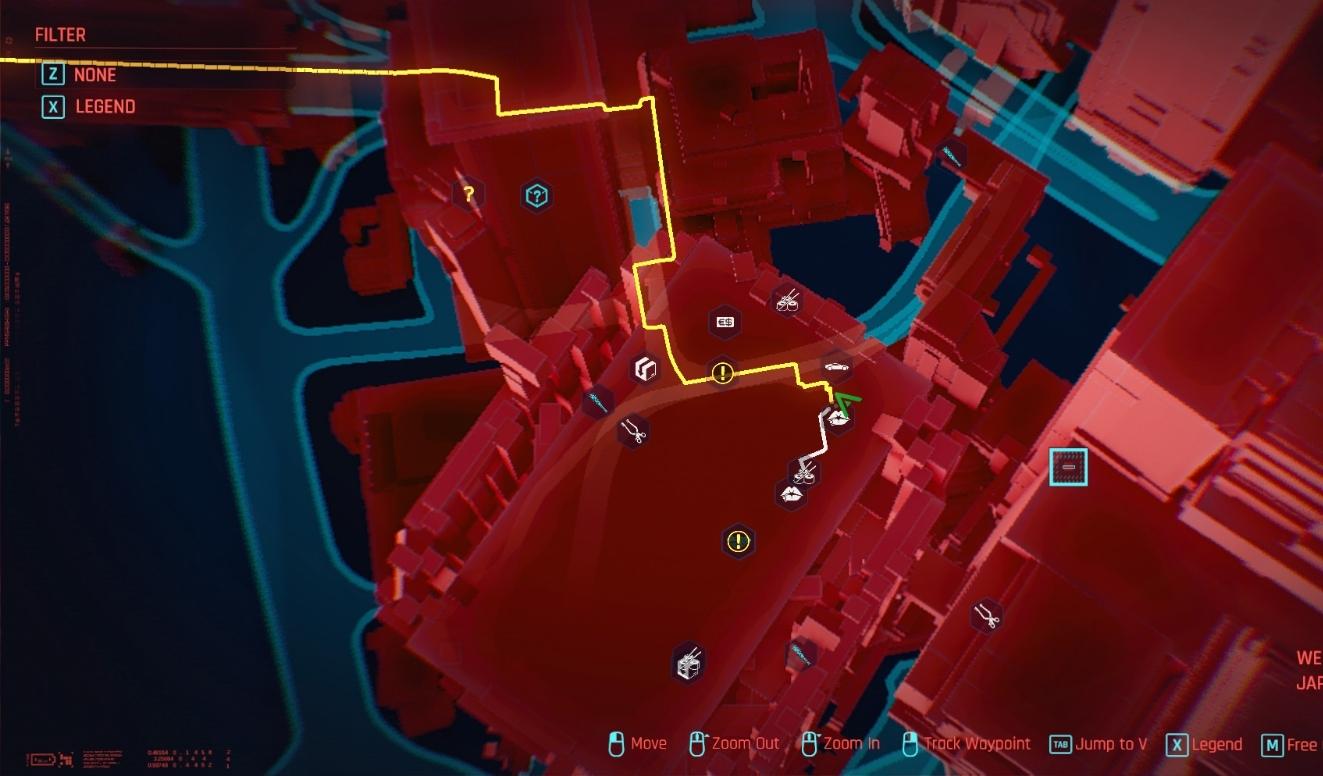 cyberpunk 2077 joytoy location guide