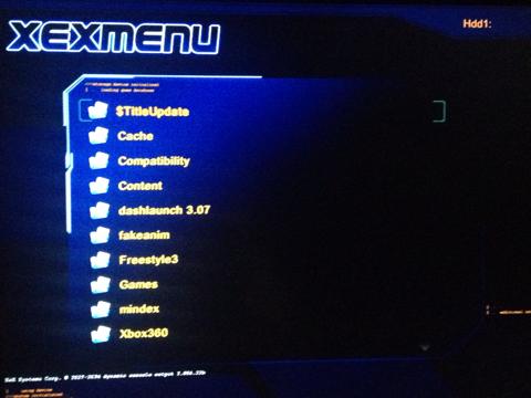 baixar xex menu 12 via torrent