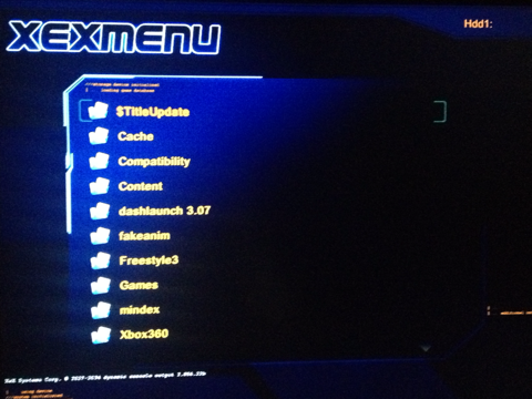 xbox 360 jtag xexmenu download