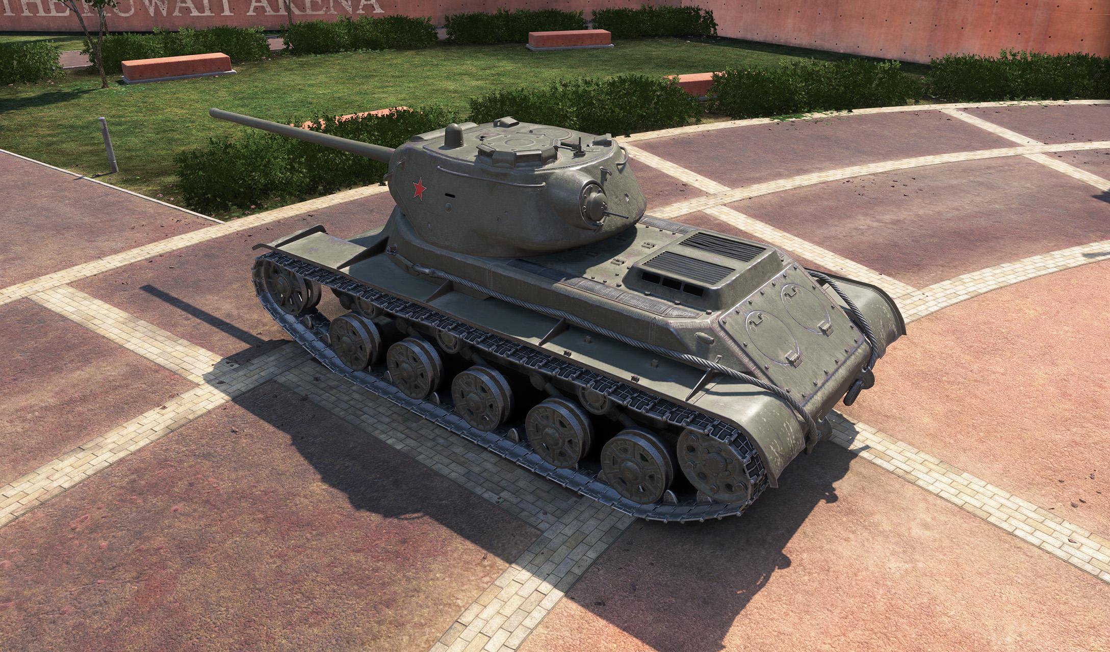 World of Tanks 9.19 KV-13, T-44, MTLS-1G14 & Alecto hd ...