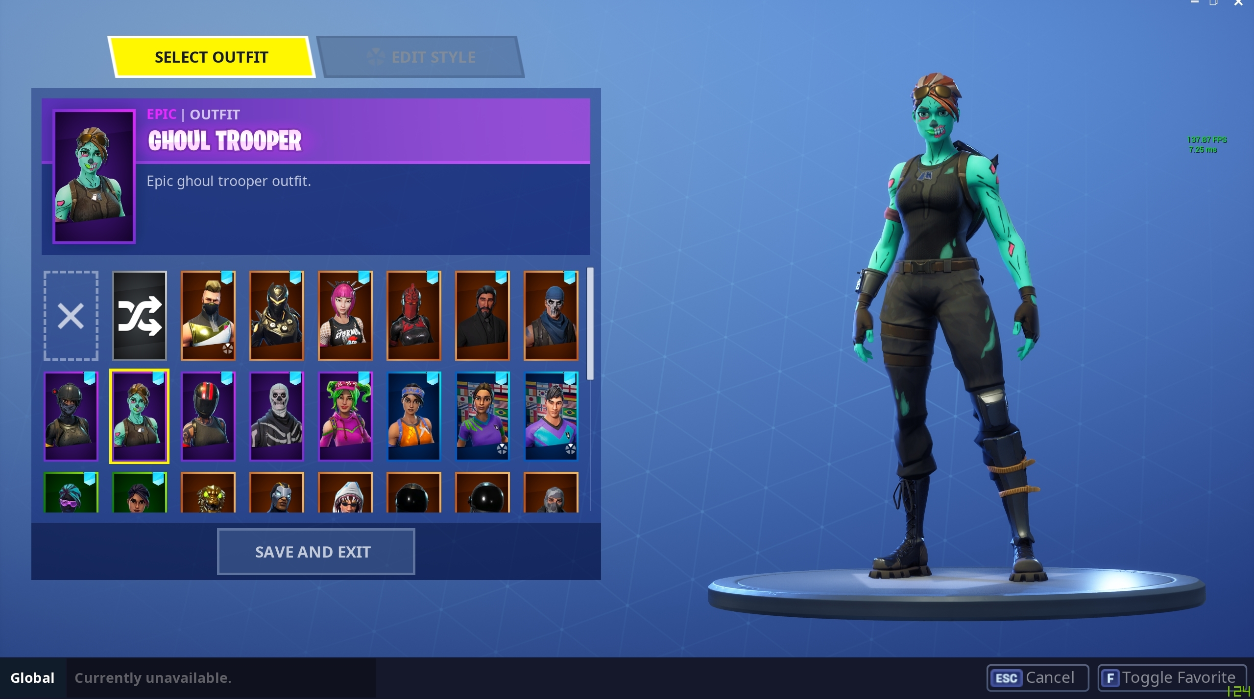 Selling Skull Trooper Pc Amazing Fortnite Pc Skull And Ghoul
