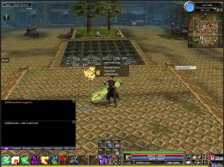 2Moons] Classic 2moons Action 6 Genuine files private server