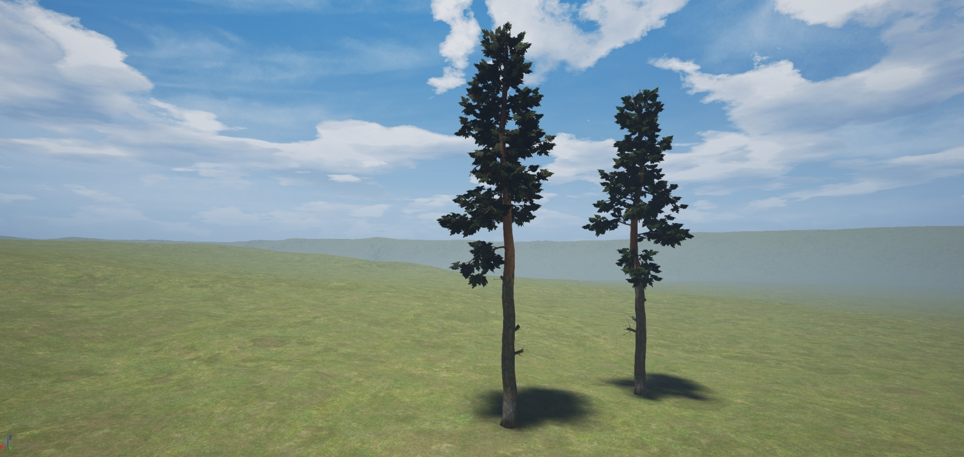 Am I supposed to build lighting? - SpeedTree Forum
