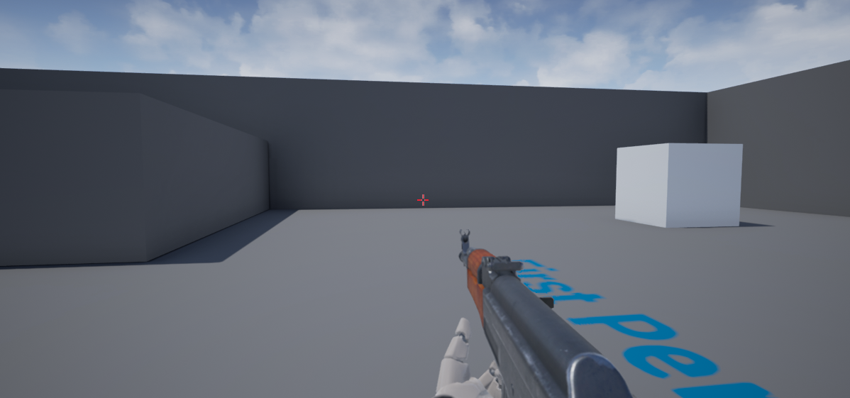 How can i move hand to fit the gun - UE4 AnswerHub