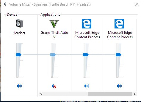 Windows 10 Build 14316 - You Can Now Control UWP App Volume : Windows10