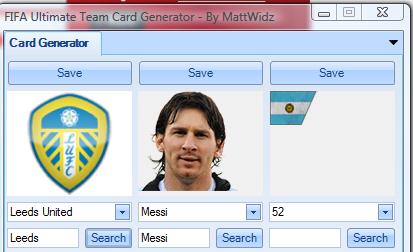 Messi Fifa 14 Card [RELEASE] Ultimate Tea...