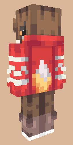Bulborb // Foxaries Minecraft Skin