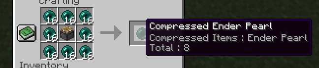 Not Enough Compression(NEC) - Mods - Minecraft - CurseForge