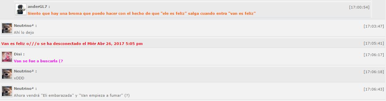 Revelaciones de Chat Box( ͡° ͜ʖ ͡°) - Página 4 Abfecb8aa90aa13a6c4cd5b13e4e2c5a