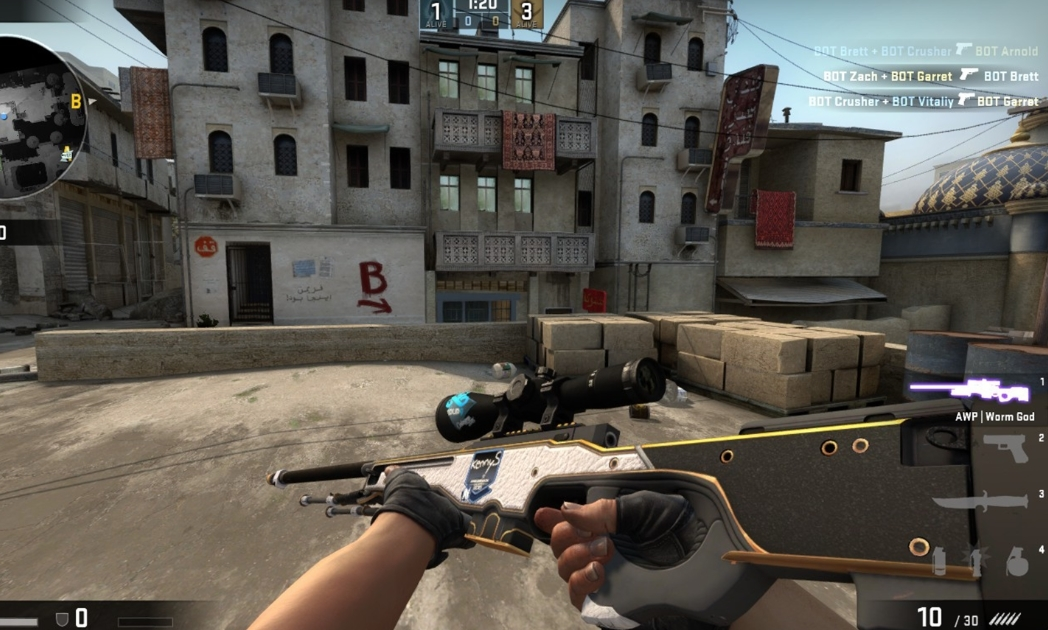 how to put skins from csgo kingdom to inventory