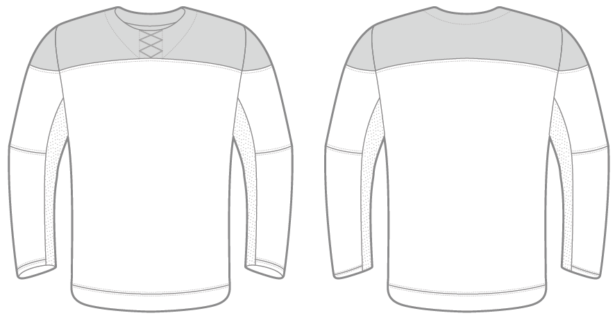 Hockey Jersey Coloring Pages