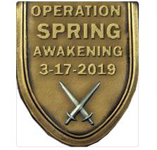 Spring Awakening decoration