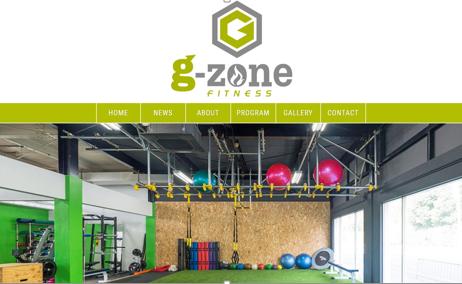 g-zone fitness 京都 パーソナルトレーニング TOP