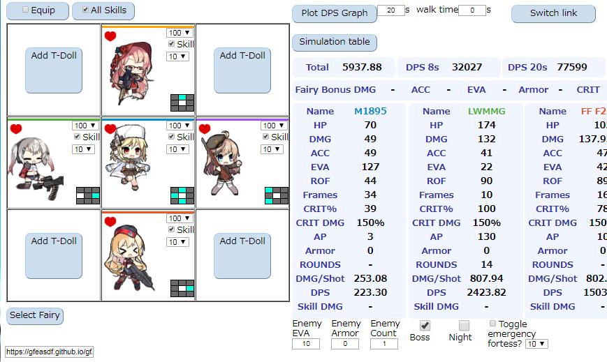 【少女前線】ドールズフロントラインPart359【ドルフロ】 ->画像>94枚
