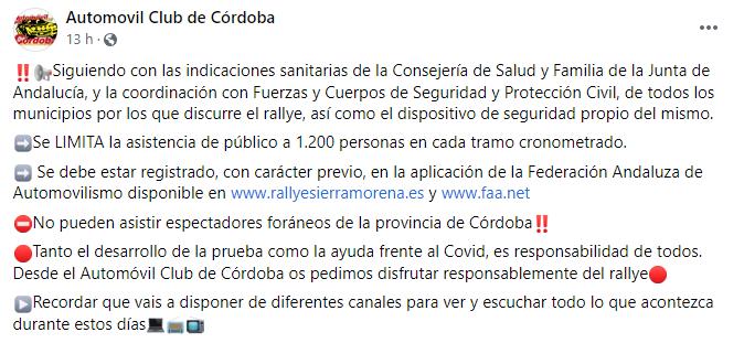 SCER + CERA + CERVH: 38º Rallye Sierra Morena - Internacional [8-10 Abril] Af45aa784d9db6432976f2769d8f1bf8