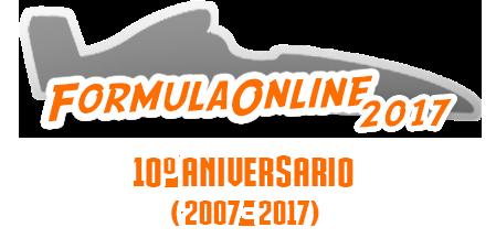 Fórmula Online 2017 | Campeonatos de rFactor y Automobilista Online
