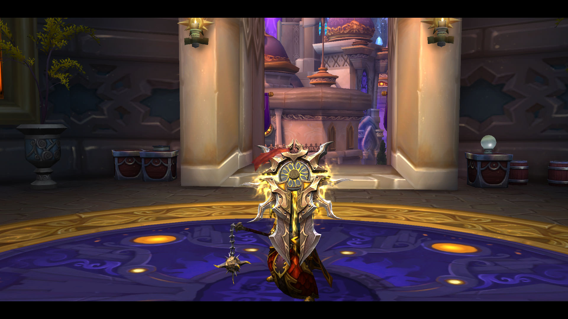 Preparing for Mage Tower Challenges on Fresh 110 Characters - Guides