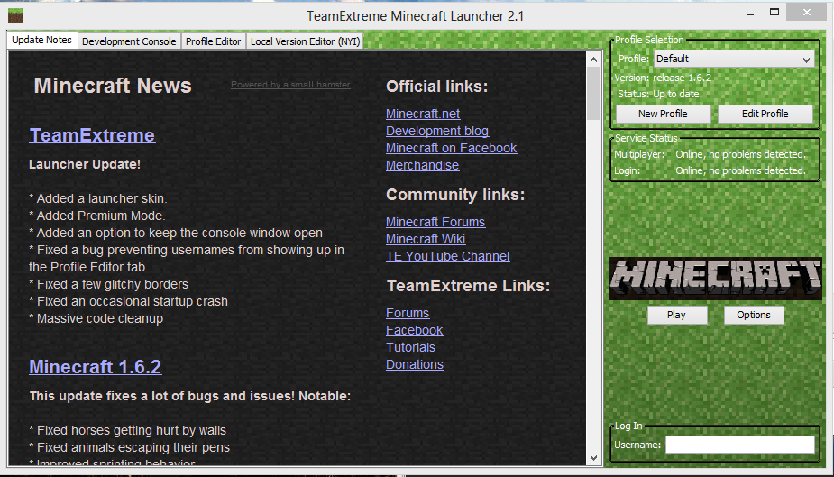 Minecraft cracked for pc