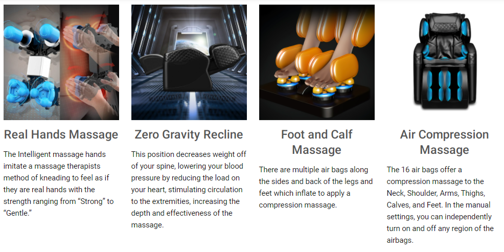 Ootori_The Most cost-effective massage chair in 2021_Zebra massage Chairs-3