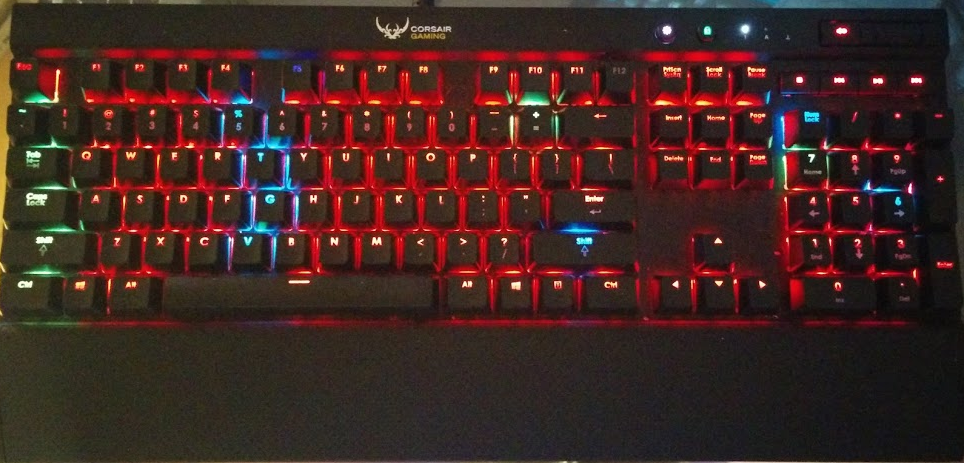 K70 RGB Keys pressing on there own  - The Corsair User Forums