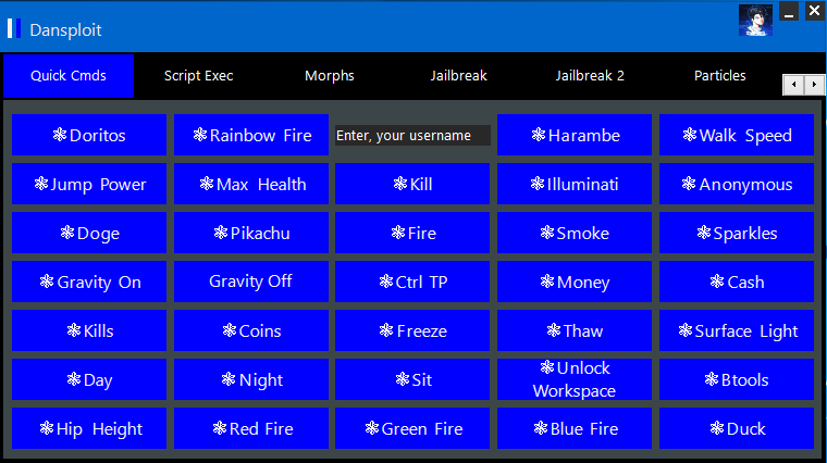 My Hack Roblox Hack Pf Xray Free Phantom Forces - Rel Dansploit V3 7 2 Jailbreak Tabs 20 Morphs Pf X Ray More