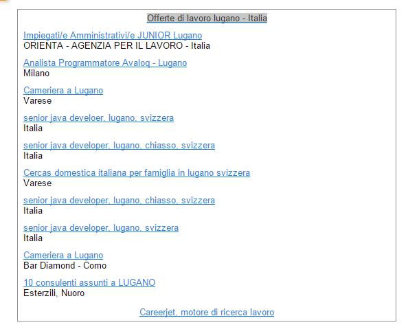 cheap for sale classic style low priced home lavoro: Offerte di lavoro lugano - Italia