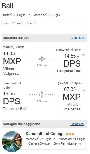 Viaggio a Bali: Volo + 8 notti in ottimo hotel a 785€ | Optatravel.com
