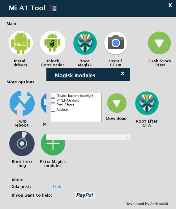 TOOL] [WIN] Xiaomi Mi A1 Tool: Drivers, unl… | Xiaomi Mi A1
