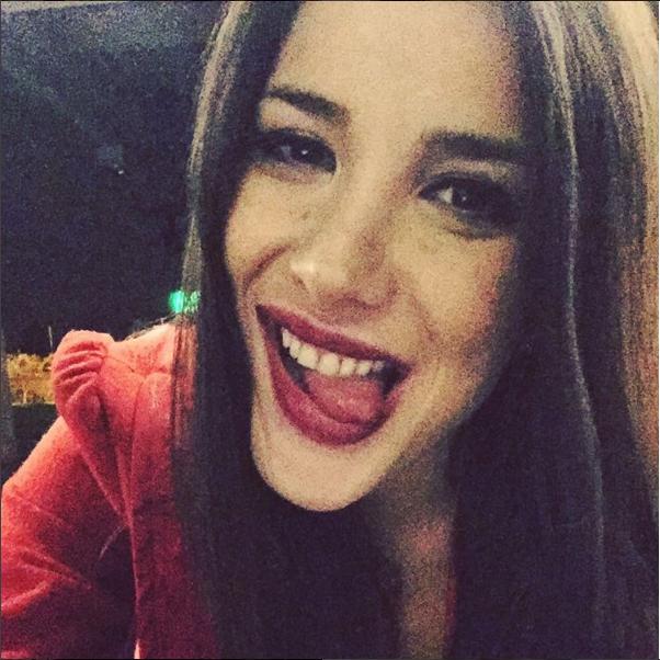 El vídeo hot de Andrea Rincón desde Los Ángeles
