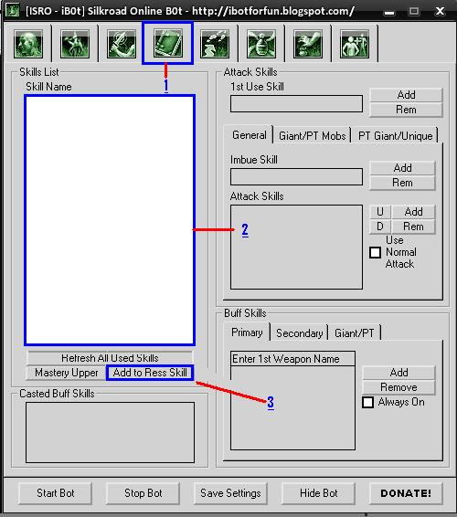 [ISRO - iBot] Silkroad Online Bot - Siempre Uptodate  B26ff79d68e1f8504ecf57fc145bbd10