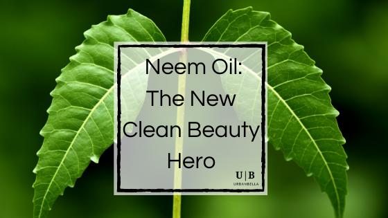 Neem Oil Skincare