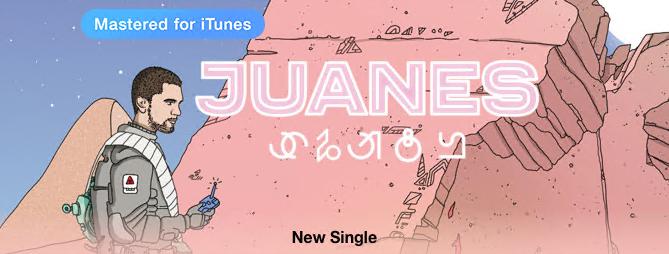 Juanes - Fuego - Single [iTunes Plus AAC M4A] (2016)