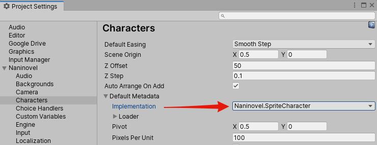 Default Actor Implementation