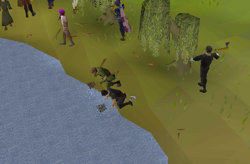 Free-To-Play Fishing Guide for OSRS (OldSchool RuneScape)